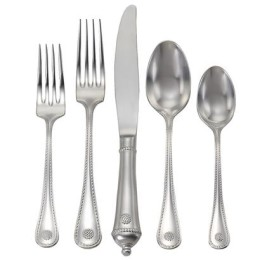 JULISKA B&T FLATWARE 5 PIECE SET