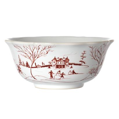 Juliska Country Estate Winter Frolic Cereal Bowl