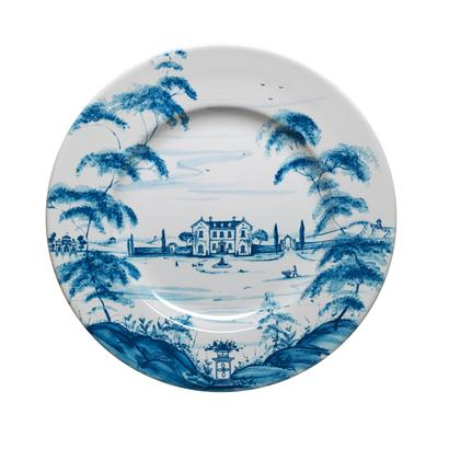 JULISKA COUNTRY ESTATE DINNER PLATE DELFT BLUE