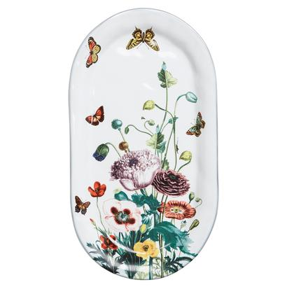 Juliska Field Of Flowers Hostess Tray