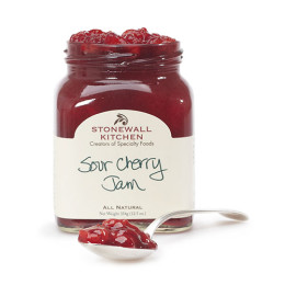 STONEWALL KITCHEN SOUR CHERRY JAM (1)