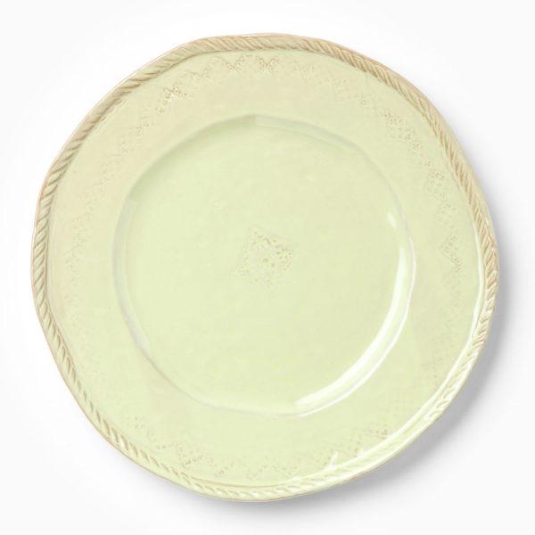 VIETRI BELLEZZA DINNER PLATE CELADON