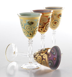 VIETRI REGALIA WINE GLASS ALL