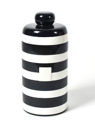 black stripe canister