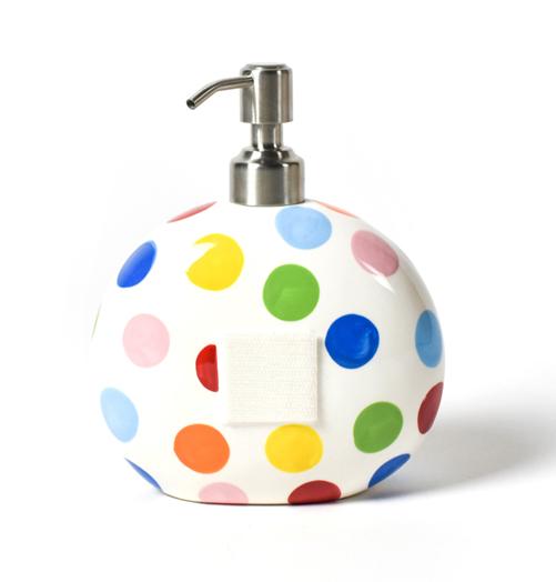 Happy Everything Bright Dot Mini Soap Pump