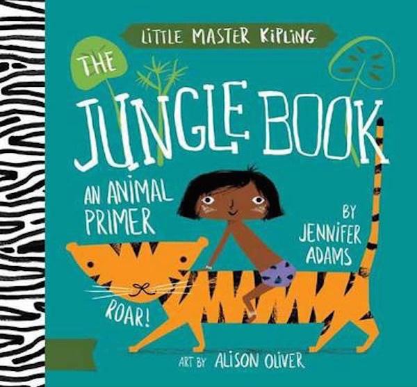 Little Master Kipling: The Jungle Book