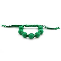 emerald green cornelia bracelet