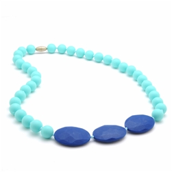 turquoise greenwich necklace