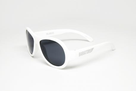 White Babiators Sunglasses