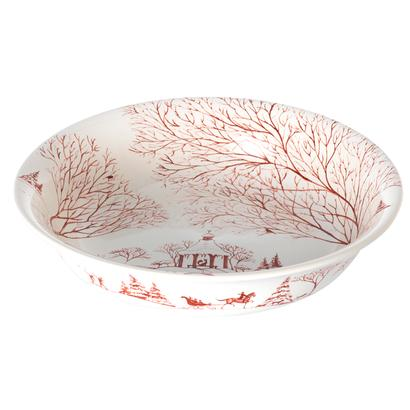Juliska Country Estate Winter Frolic Medium Serving Bowl