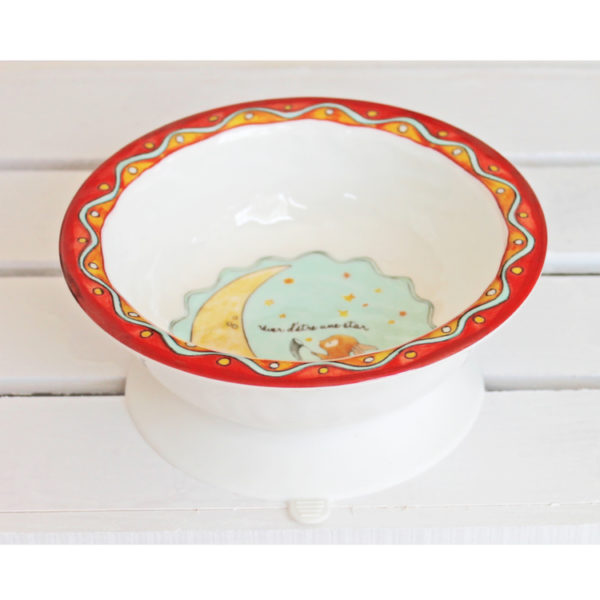 Baby Cie Dani Wish Upon A Star Suction Bowl
