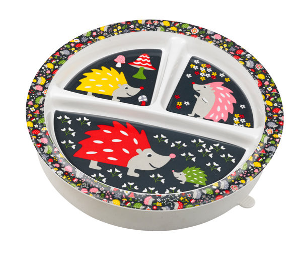 Hedgehog Divided Suction Plate