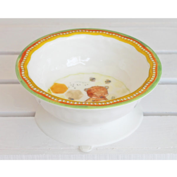 Baby Cie Dani Sweet As Honey Suction Bowl