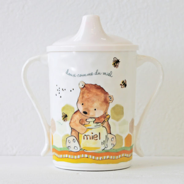 Baby Cie Dani Sweet As Honey Sippy Cup
