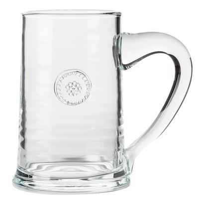 Juliska Berry & Thread Beer Stein Glass