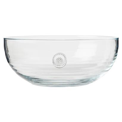 Juliska Berry & Thread Glassware Large Bowl