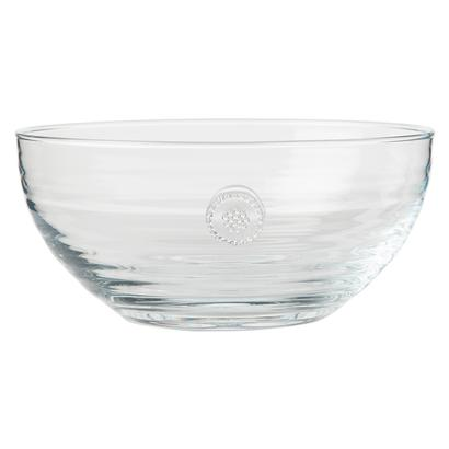 Juliska Berry & Thread Glassware Medium Bowl