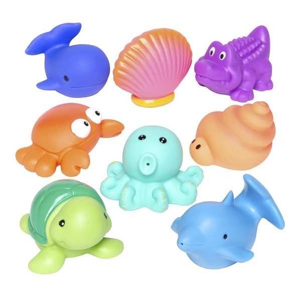 Elegant Baby Sea Party Squirties
