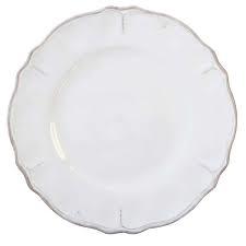 Le Cadeaux Rustica White Dinner