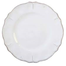 WHITE RUSTICA DINNER