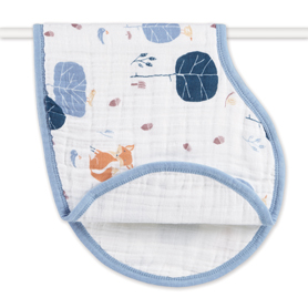 Aden+Anais Into The Woods Organic Burpy Bib