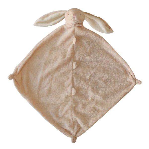 Angel Dear Beige Bunny Blankie
