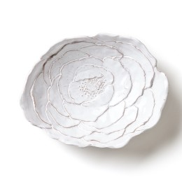 bloom rose serving bowl