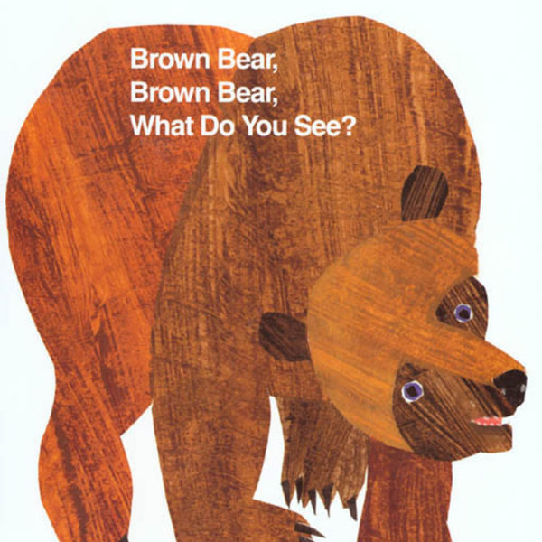 Brown Bear, Brown Bear, What Do You See? Board Book