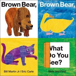 brown bear slide and find