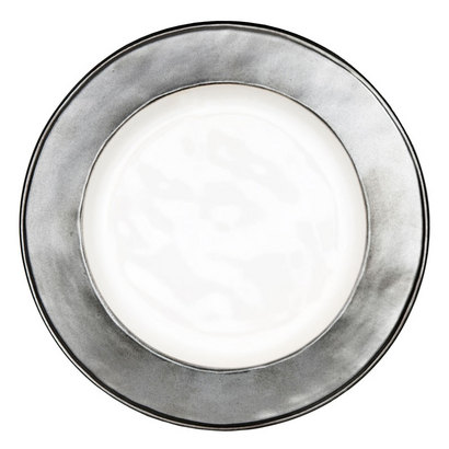 Juliska Emerson White/Pewter Side Plate