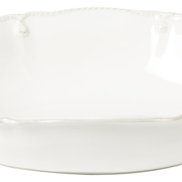 Juliska Berry & Thread 10″ Oval Serving Bowl