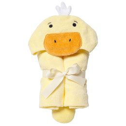 ducky bath wrap