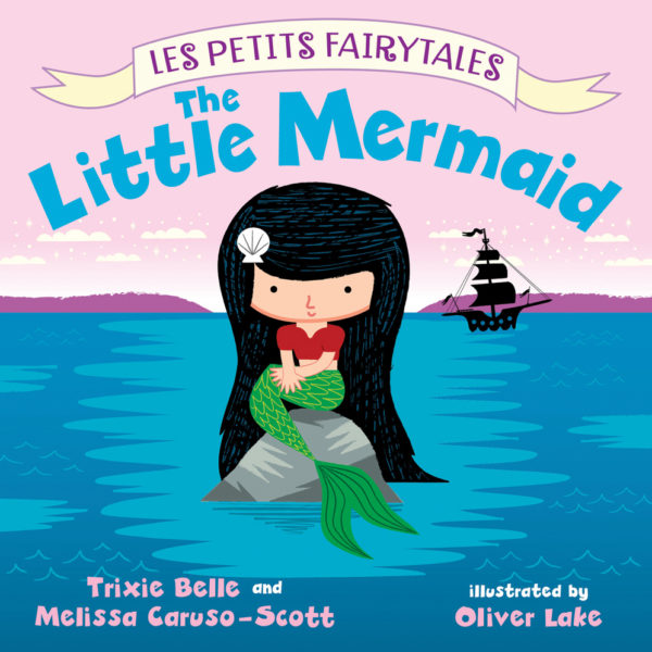 Little Mermaid Board Book