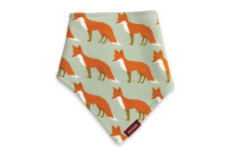orange fox kerchief