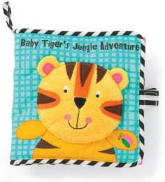 baby tiger's adventure book