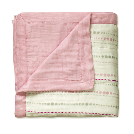 Aden + Anais Tranquility Beads Bamboo Dream Blanket