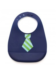 wonder bib mini mister tie