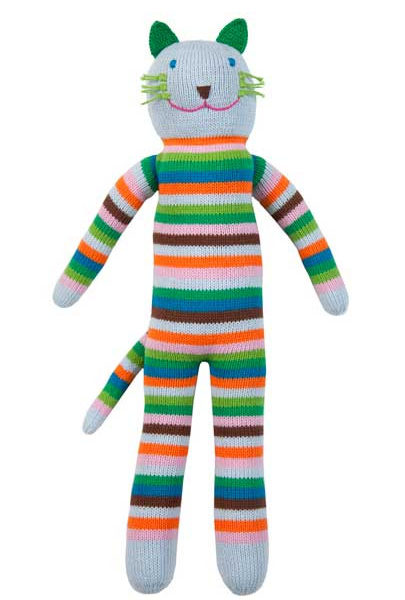 Blabla Sandwich The Cat Mini Knit Doll