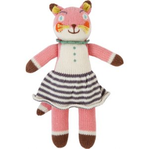 Blabla Suzette The Fox Mini Knit Doll
