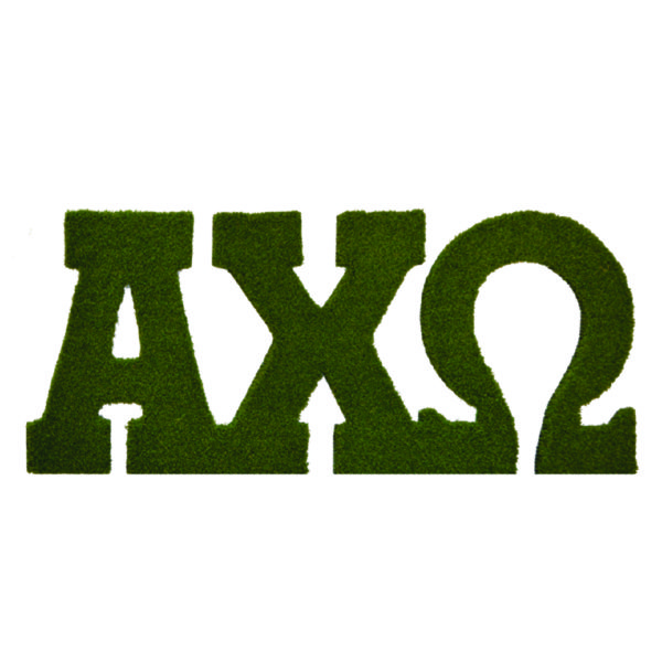 Sorority Grass Doormat