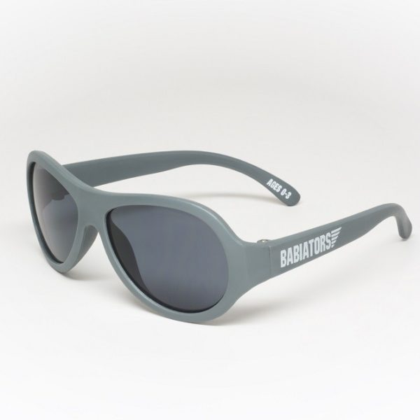 Babiators Gray Sunglasses