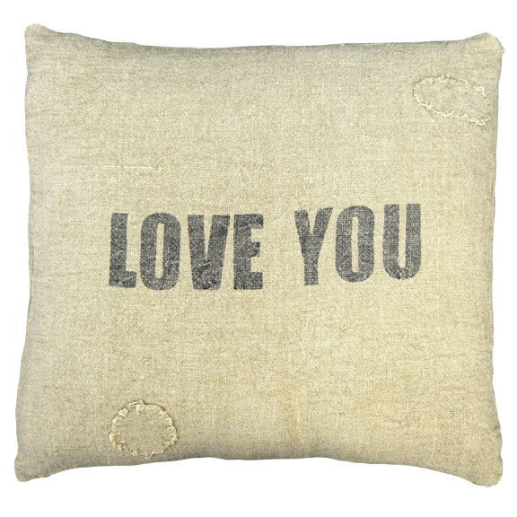 Sugarboo Love You Pillow