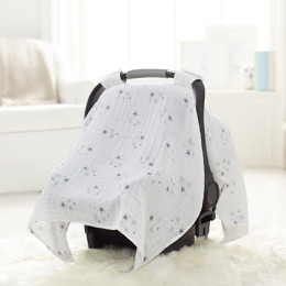 car seat canopy twinkle