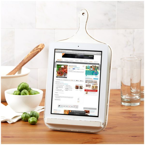 Tablet Cutting Board Stand 2