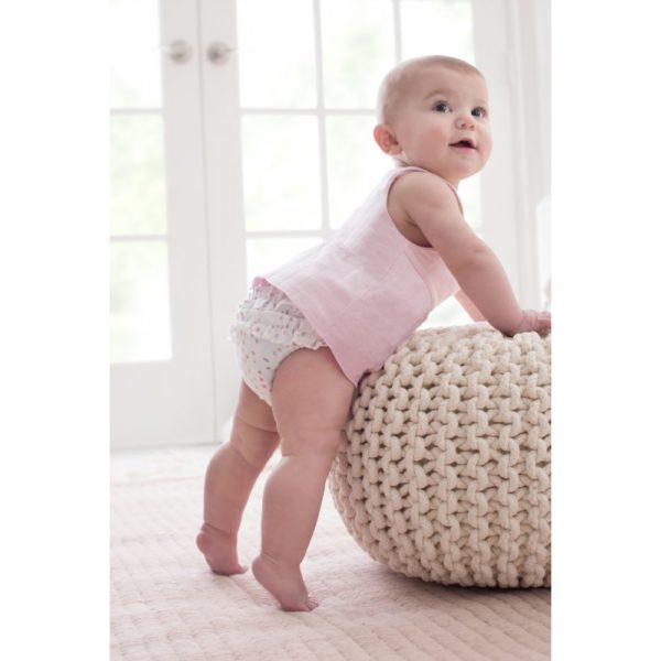 Baby Lovely Pink Smock Top 3