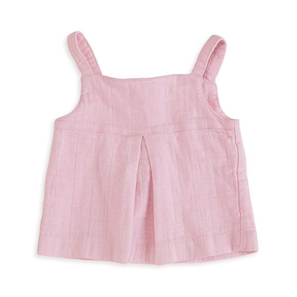 Aden + Anais Lovely Pink Smock