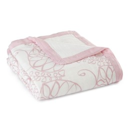 bamboo dream blanket tranquility leafy