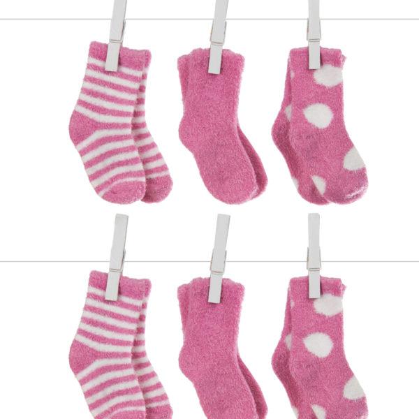 Little Giraffe Box Of Socks