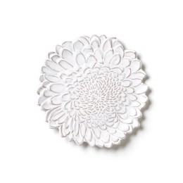 chrysanthemum salad plate