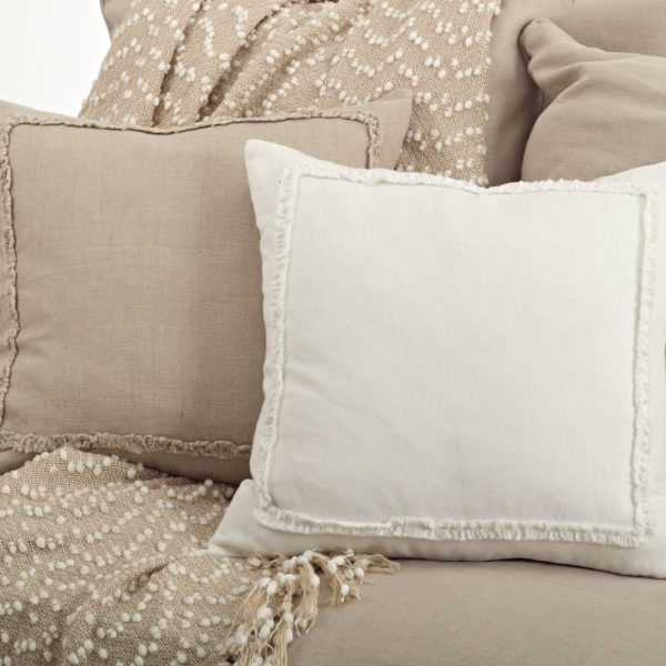 Mathilde Ruffle Pillow